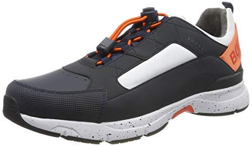 BOSS Velocity_Runn_rbmx, Herren Sneaker, Blau (Open Blue 468), 39 EU (5 UK)