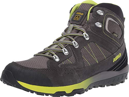 Asolo Men's Landscape GV Hiking Boot Grey Lime 9