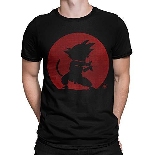 Camisetas La Colmena 2201-Kame Hame Ha (Melonseta) M