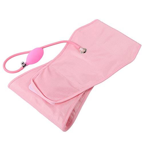 Aprieta la banda de recuperación pélvica de la pelvis para una correcta expansión de la pelvis(Inflatable pelvis with pink)