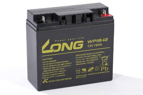Preisvergleich Produktbild Akku kompatibel Fiamm FG21803 12V 18Ah Batterie AGM Blei Vlies Accu wartungsfrei