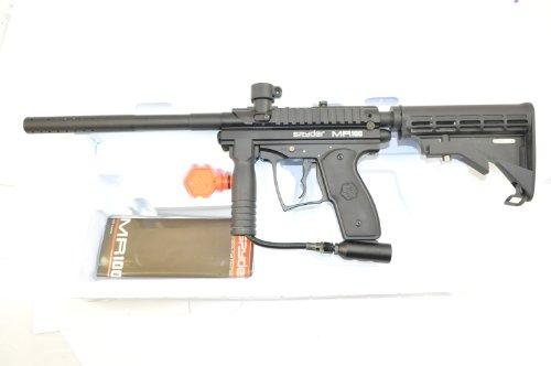 Kingman Spyder 2012 MR100 Paintball Gun Diamond Black