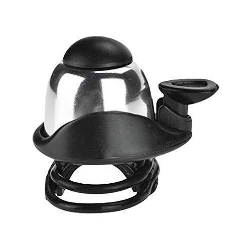 Cimoto Applicable to Mijia M365 Scooter Bells No.9 Scooter éLectrique Bells PièCes De Rechange Accessoires De Scooter pour Es1 Es2 F0 Accessoires De VéLo Nextdrive-Argent