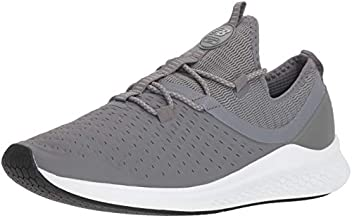 New Balance Men's Fresh Foam Lazr Sport V1 Running Shoe, Grey, 13 D US