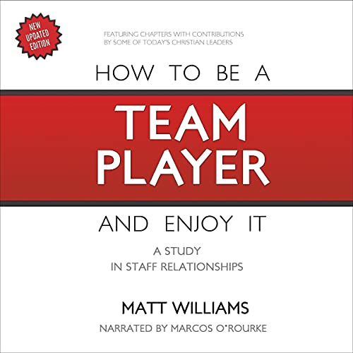 How to Be Team Player and Enjoy It cover art