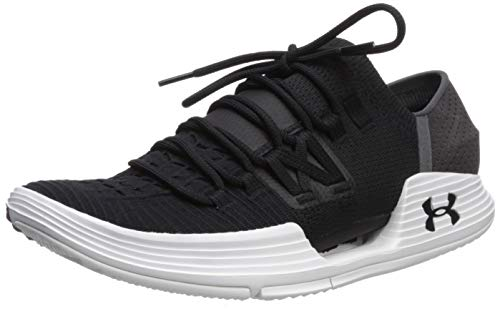 Under Armour Speedform Amp 3.0, Zapatillas Deportivas para Interior Hombre, Negro (Black/Jet...