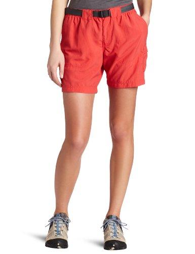 Columbia - Pantalones Cortos para Mujer Burnt Henna. XS