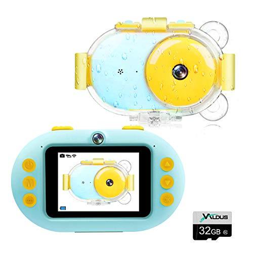 (50% OFF) Kids Waterproof WiFi Digital Camera $16.00 – Coupon Code