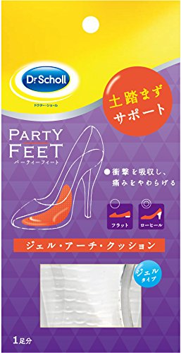 Dr. Scholl's Gel Arch Cushion Soil Support (relieves Tired Soles)