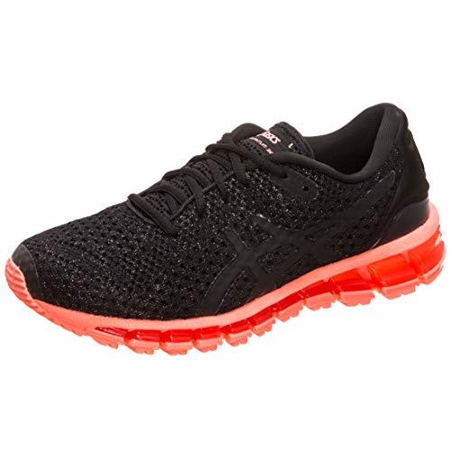 ASICS Gel-Quantum 360 Knit 2 1022a041-00, Chaussures de Running Femme, Noir (Black 1022A041-001), 37 EU