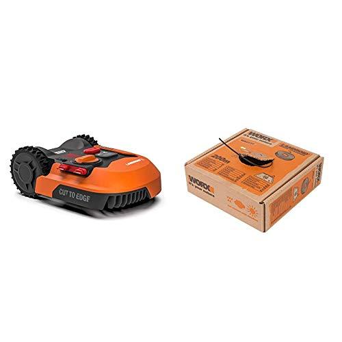 Worx Landroid M 800 | WG757E | Robot Cortacésped | 800 m²