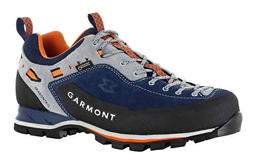 GARMONT Dragontail MNT GTX Men Größe UK 9,5 Dark Blue/orange