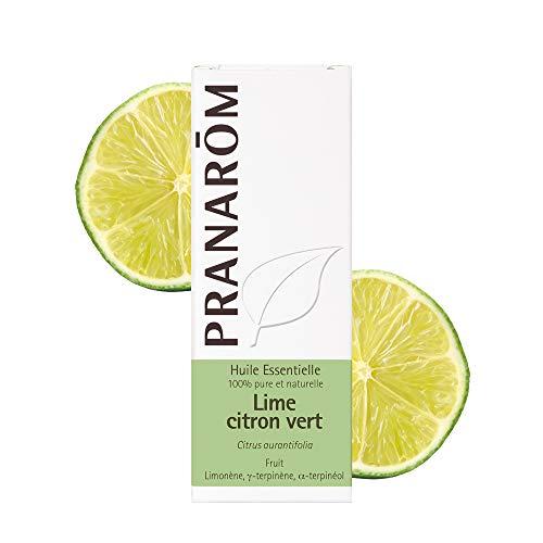 Pranarôm - Lime - Citron Vert - Huile Essentielle -10 ml