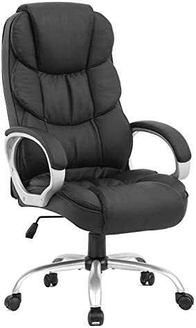 Best Best Office Leather Desk Chair for Man, Women and Adults