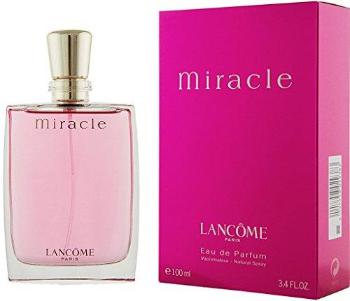 Lancome Miracle 100ml/3.4oz Eau De Parfum Spray EDP Perfume Fragrance for Women