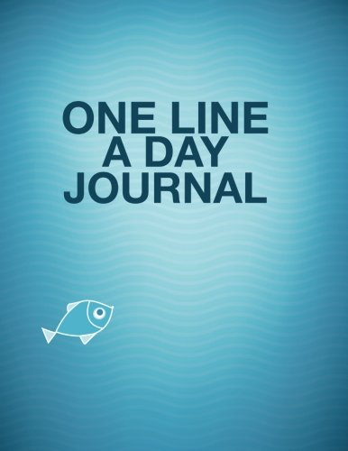 One Line A Day Journal (The Blokehead Journals)