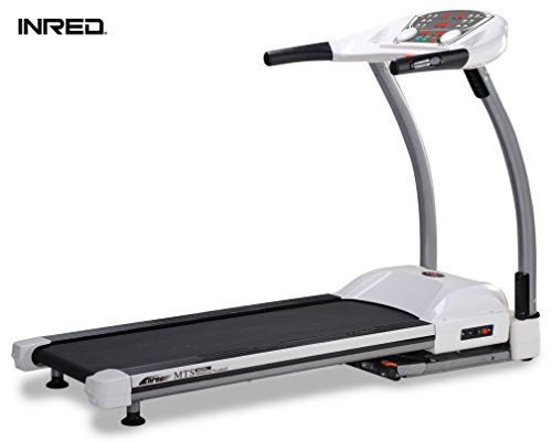 INRED Tapis Roulant MTS 4000L Nuovo LED MP3USB Fitness Heim Dispositivo Silenzioso TÜV GS Jogging