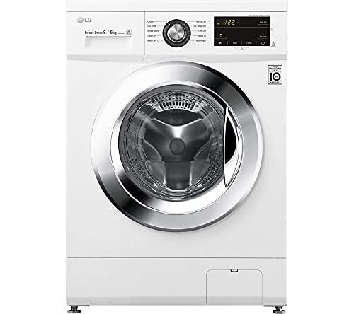 LG FWMT85WE 8Kg Washer D