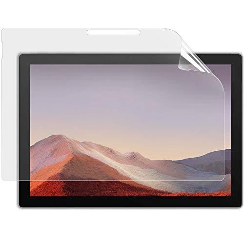 Surface Pro 7+ / Surface Pro 7 / Surface Pro 6 (12.3インチ)用 ブルーライトカット フィルム 保護フィルム 反射低減 指紋防止 抗菌