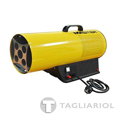 Rumsauer Master Gasheizgerät BLP-17M DC Heizgerät + Akku + Ladekabel 10 bis 16 kW ***NEU***