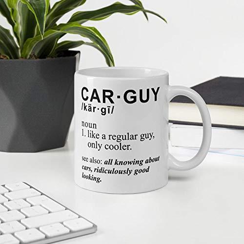 Car Guy Definition Coffee Mug