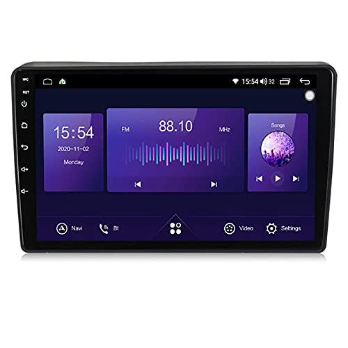 Navegación por satélite estéreo para automóvil Adecuado para Hyundai H1 2007-2015 Unidad principal estéreo GPS Capacitiva táctil HD Carplay Radio Multimedia Sistema de radio incorporado Rastreador