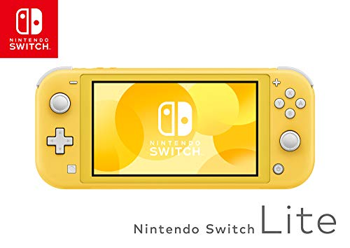 Console Nintendo Switch Lite - Jaune - 2
