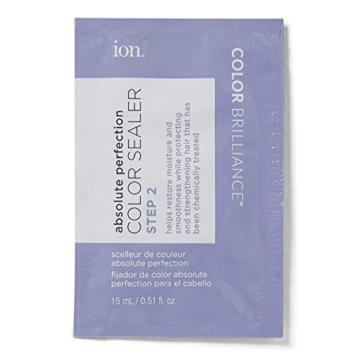 Ion Absolute Perfection Color Sealer Step 2