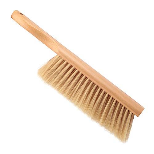 Super Leader - Cepillo de limpieza para camas, sofás, bancos, plumeros de limpieza para ropa de cuero, pelo de mascotas, coche, teclado