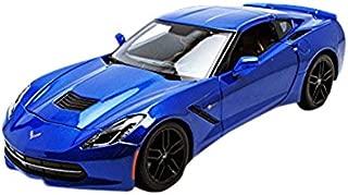 Maisto 2014 Chevrolet Corvette Stingray Z51 Blue 1/18 31677