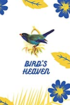 Bird's Heaven: My Best Birds Watching notebook journal to record their life for kids of 102 pages