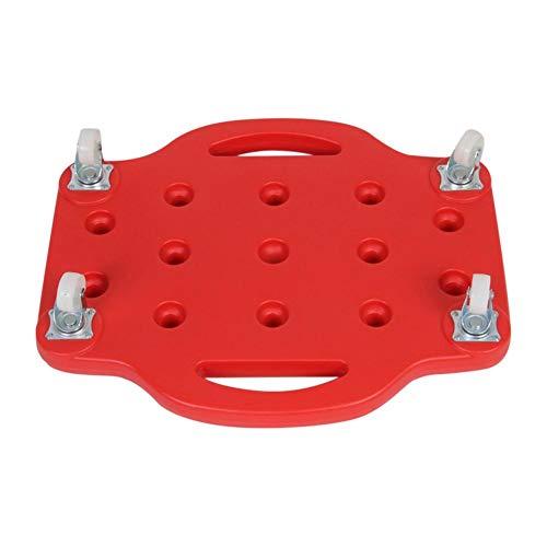 Draulic Kindersicherheit Kunststoff Roller Board behandelt -Scooter Sitz mit drehbaren Rollen für Kinder