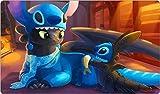 BDLV Yugioh Playmats Gaming Perfect for MTG...