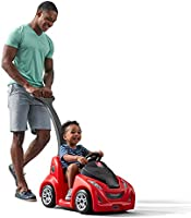 Step2 Push Around Buggy GT Ride On Car, Red