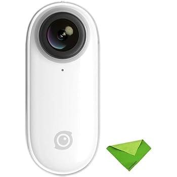 Insta360 GO 360度アクションカメラ 全天球スポーツカメラ-ホワイト