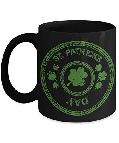 NA Taza del Regalo del día de San Patricio | Regalo para el día de San Patricio | Regalo de trébol Taza del Regalo de Irlanda | Taza de café del Orgullo de Irlanda