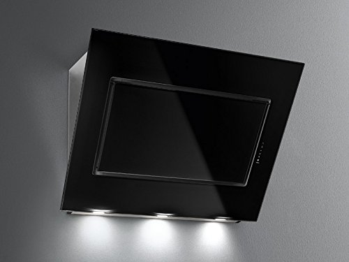 Falmec Design Wall Kitchen Hood Quasar-Black-Wall 60cm