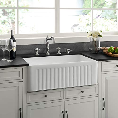 Swiss Madison SM-KS243 Delice 30x18 Farmhouse Sink
