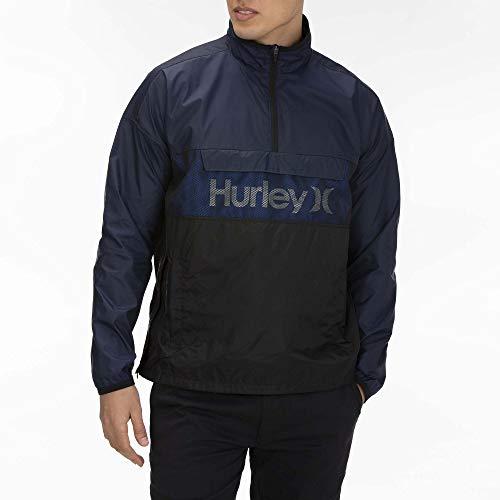 Hurley Herenjas, M Overwinning Anorak Jacket