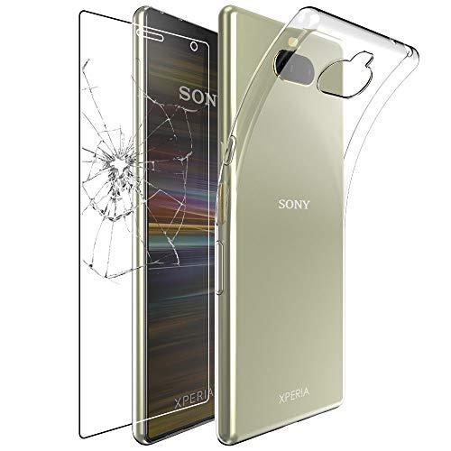 ebestStar - Funda Compatible con Sony Xperia 10 Plus (2019) Carcasa Silicona,...