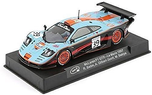 Slot.It McLaren F1 GTR  Gulf   39 Le Mans 1997 Performance Slot Car (1 32 Scale) by Slot