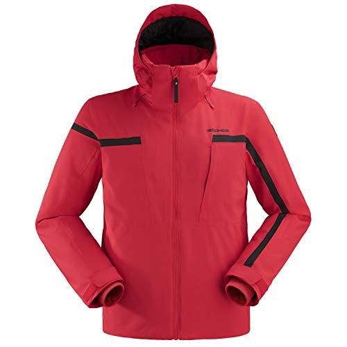 Eider Herren Skijacke Rosta Rot – Größe S – Rot