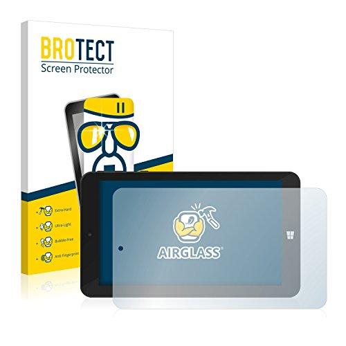 BROTECT Panzerglas Schutzfolie kompatibel mit TrekStor SurfTab Wintron 7.0 - AirGlass, 9H Festigkeit, Anti-Fingerprint, HD-Clear