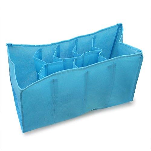 Baby Diaper langer sac de rangement extérieur Voyage Organisateur Pochette Premium Bleu Neuf