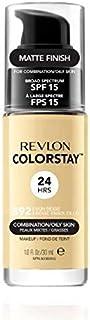 [Revlon ] レブロンColorstayの基盤コンビオイリー肌の30ミリリットルの日ベージュ - Revlon Colorstay Foundation Combi Oily skin 30ml Sun Beige [並行輸入品]