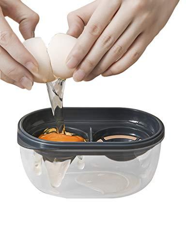 Egg White Separator Yolk Filter Storage Box Food Grade Kitchen Gadgets Egg Separator Cooking Tool Extractor