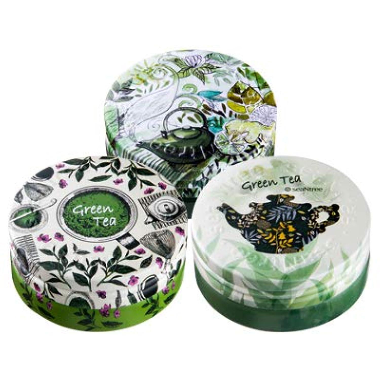 seaNtreeグリーンティーディープディプディプクリームがXの35gx3EA / GREEN TEA DEEP DEEP DEEP CREAM EX 3SET [並行輸入品]
