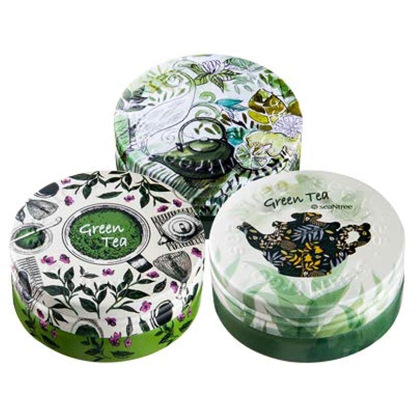 拳必要条件ファイターseaNtreeグリーンティーディープディプディプクリームがXの35gx3EA / GREEN TEA DEEP DEEP DEEP CREAM EX 3SET [並行輸入品]