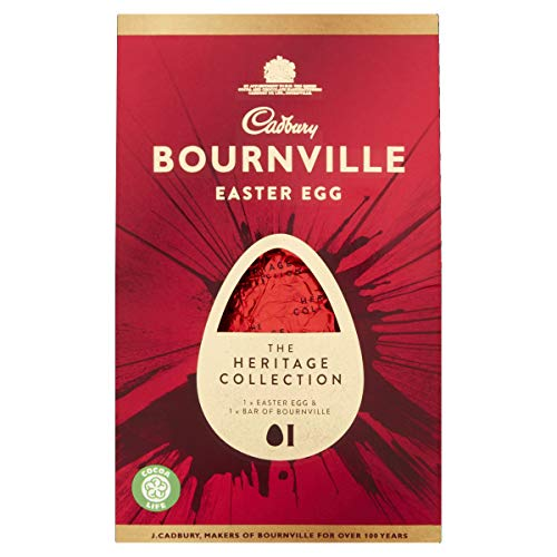 Cadbury Bournville Easter Egg, 155 g