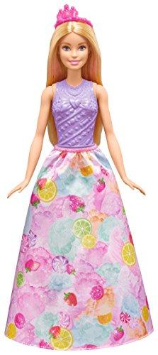 Princesse Barbie et sa Calèche Licorne Dreamtopia - 3